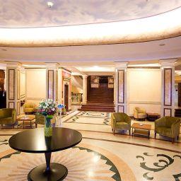 Hall de l'hôtel Crowne Plaza MINSK