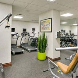 Wellness/fitness DoubleTree by Hilton New York - Times Square South New York (Manhattan, New York)
