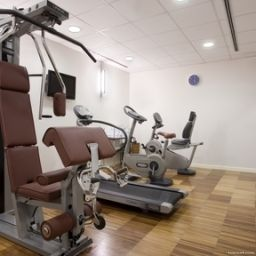 Wellness/fitness area Italiana Hotels Milano Rho Fair Rho (Lombardia)
