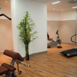 Sala spa/fitness Winter Garden