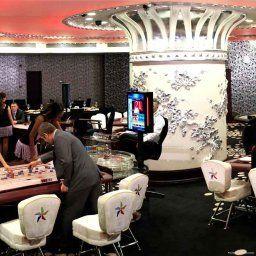Interior del hotel Golden Tulip Nicosia Hotel and Casino
