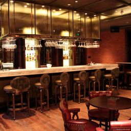 Hotel bar InterContinental SHANGHAI EXPO
