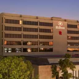 Vista esterna Hilton University of Houston Houston (Texas)