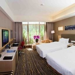 Room Days Inn Business Longwan Beijing (Beijing Municipality)