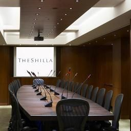 Sala congressi The Shilla Seoul