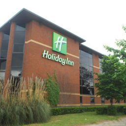 Widok zewnętrzny Holiday Inn LONDON - HEATHROW