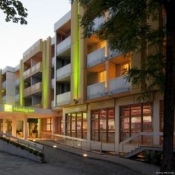 Фасад Holiday Inn MUNICH - SOUTH