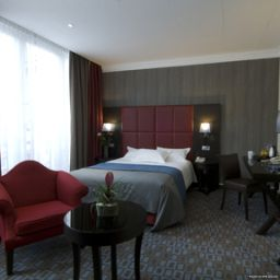 Room Crowne Plaza PARIS-REPUBLIQUE