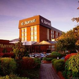Фасад Heathrow/Windsor Marriott Hotel