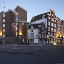 Vista exterior Crowne Plaza AMSTERDAM CITY CENTRE