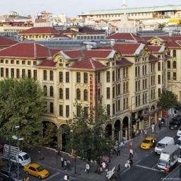 Vista esterna Crowne Plaza ISTANBUL - OLD CITY