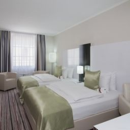 Habitación familiar Crowne Plaza WIESBADEN