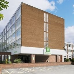 Exterior view Holiday Inn YORK