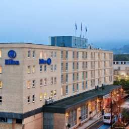 Exterior view Hilton Bath City hotel