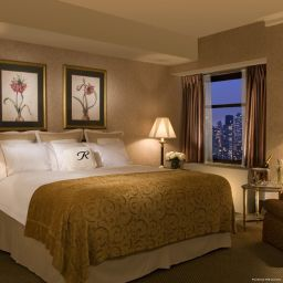 Chambre The Roosevelt Hotel New York City