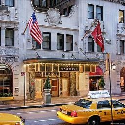 Exterior view Warwick New York Hotel
