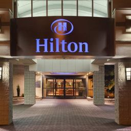 Exterior view Hilton North Raleigh