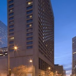 Exterior view GRAND HYATT DENVER