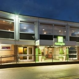 Exterior view Holiday Inn CHESTER - SOUTH