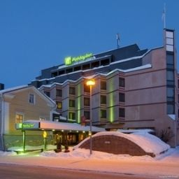 Exterior view Holiday Inn OULU