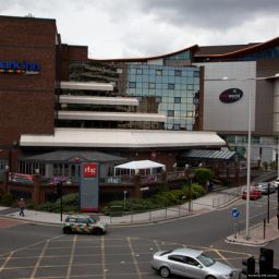 Exterior view Park Inn By Radisson Cardiff City Centre