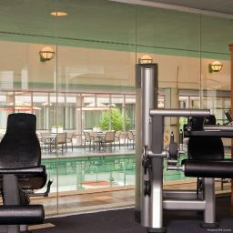Wellness/Fitness Sheraton Boston Hotel