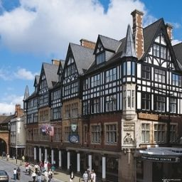 Exterior view The Chester Grosvenor