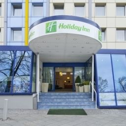 Vista exterior Holiday Inn BERLIN - MITTE