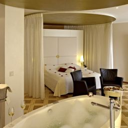 Suite junior Des Balances Hotel Lucerne