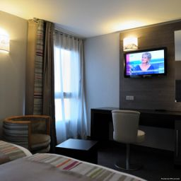 Chambre Holiday Inn PARIS - MONTMARTRE