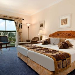 Chambre Hilton Queen of Sheba