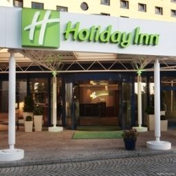 Exterior view Holiday Inn STUTTGART