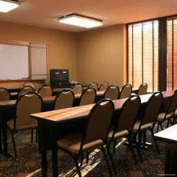Sala konferencyjna Hampton Inn Chicago-Westchester -Oak Brook- IL