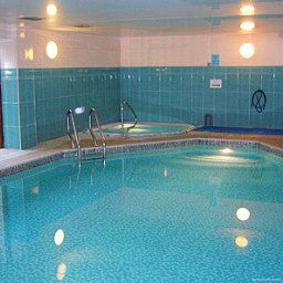 Pool Gomersal Park Hotel and Leisure Club
