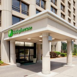 Фасад Holiday Inn Hotel & Suites OTTAWA-DOWNTOWN