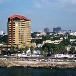 Vista esterna Crowne Plaza SANTO DOMINGO