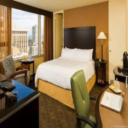 Номер Crowne Plaza CHICAGO MAGNIFICENT MILE
