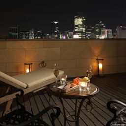 Номер Seoul The Ritz-Carlton