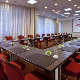 Конференц-зал Leipzig Marriott Hotel