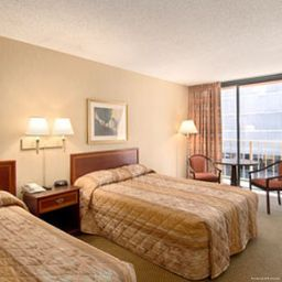 Chambre Days Inn Atlanta Downtown