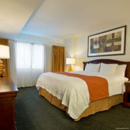 Chambre Washington Suites Alexandria
