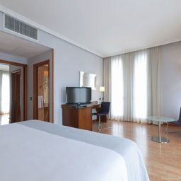 Camera TRYP Madrid Cibelles Hotel
