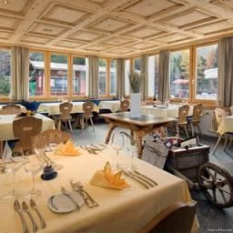 Restaurant Hotel Morteratsch