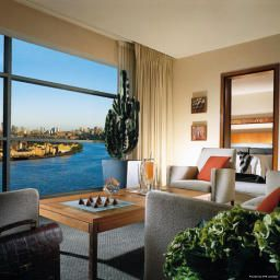 Suite Four Seasons London at Canary Wharf
