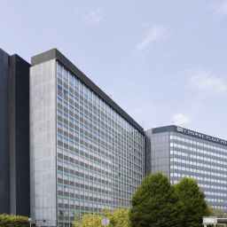 Vista exterior Crowne Plaza MILAN - LINATE