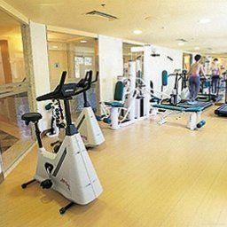 Wellness/Fitness Plaza Copacabana Hotel