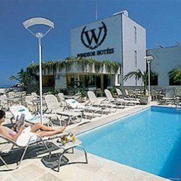 Pool Plaza Copacabana Hotel