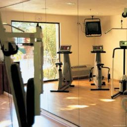 Wellness/fitness area Fiesta Inn Saltillo