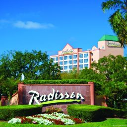 Exterior view Radisson Resort Orlando-Celebration