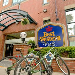 Фасад Best Western Plus Downtown